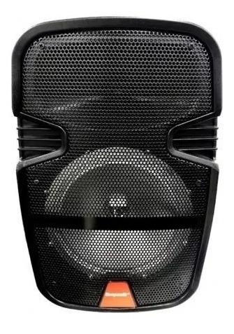 Caixa Som Bluetooth Amplificada Torre Sd Usb 110/220 Volt