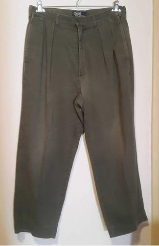 Pantalones De Hombre Polo Ralph Lauren De Gabardina Mercado Libre