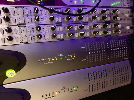 Avid Hd I/o 16x16 Digital