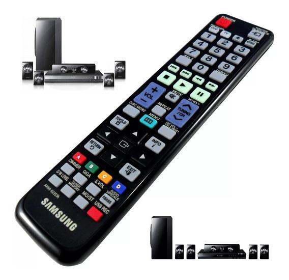 Remoto 2357 Ah59-02357a Home Theater Ht Samsung Dvd Karaoke