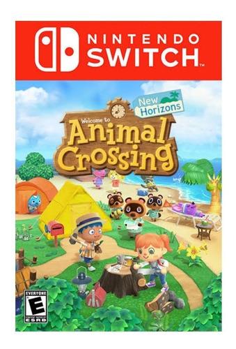 Animal Crossing: New Horizons Digital Nintendo Switch