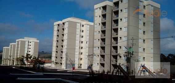 Apartamento Com 2 Dormitórios À Venda, 50 M² - Vila São Pedro - Hortolândia/sp - Ap6576