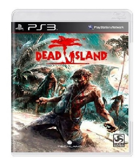 Jogo Dead Island Playstation 3 Ps3 Usado