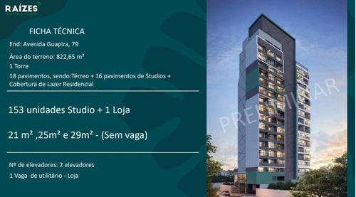 Imagem 1 de 12 de Apartamento À Venda, 80 M² Por R$ 696.415,00 - Tucuruvi - São Paulo/sp - Ap10021