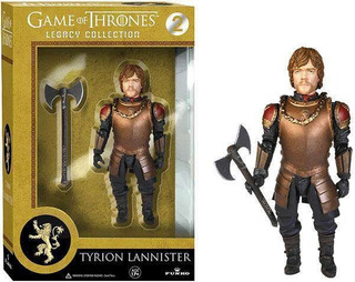 Game Of Thrones - Legacy - Tyrion -stark - Funko Pop -q Fig