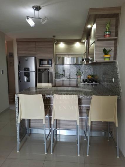 Apartamento En Conjunt Residencial La Placera Girardo Aragua