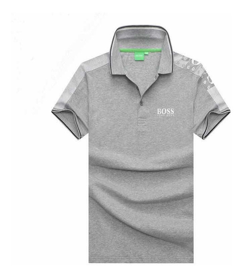 Playera Hugo Boss Slim Fit Envío Gratis