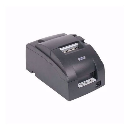 Impresora Epson Tm-u220b, Matricial, Ethernet, Velocidad 6lp
