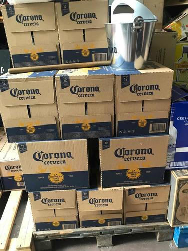Corona Cerveza Porron Vidrio 710 Ml Jgdistribuidorabebidas