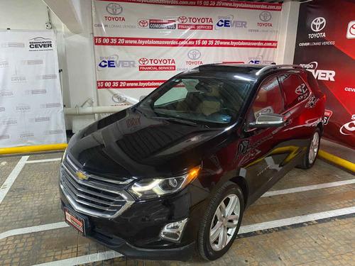 Imagen 1 de 15 de Chevrolet Equinox 2019 5p Premier Plus L4/1.5/ T Aut