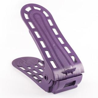 Organizador Ordenador Calzados Zapatos Zapatillas Violeta