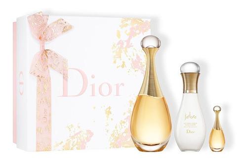 Set Perfume Importado J'adore Edp 100ml Dior Original
