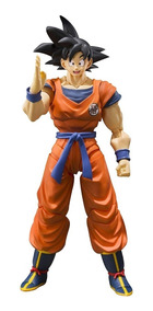 Boneco Sh Figuarts Son Goku 2.0 Dragon Ball Normal Lacrado