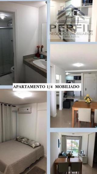 Apartamento Para Venda Em Salvador, Comércio, 1 Dormitório, 1 Banheiro, 1 Vaga - 384