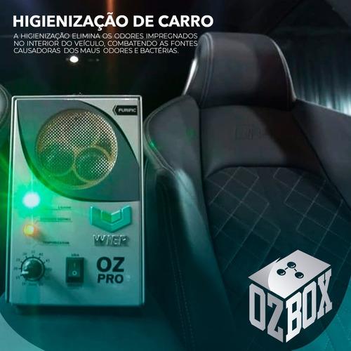 Imagem 1 de 5 de Gerador De Ozônio Ozpro .. Novo