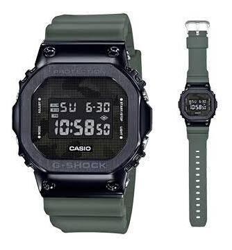 Relógio Masculino Casio G-shock Gm-5600b-3