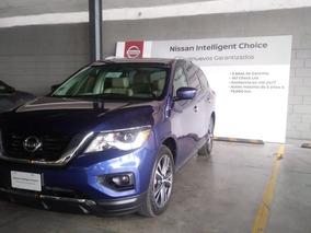 Nissan Pathfinder 3.5 Exclusive Cvt