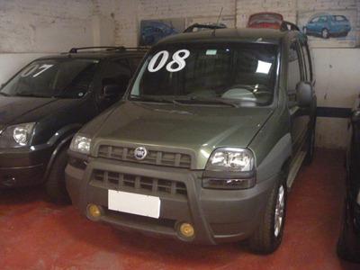Fiat Doblo 1.8 Adv Verde 2007/2008