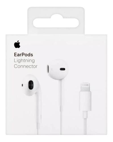 Fone De Ouvido Apple Earpods Branco Original A1748