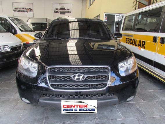Hyundai Santa Fe Preta