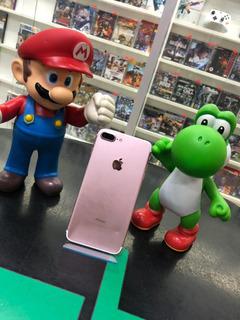 iPhone 7 Plus 128 Gb Rose / Envio Imediato