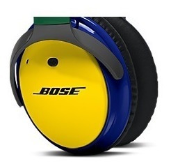 Bose Quiet Comfort 25 Qc25 Customized Apple Noise Cancelling