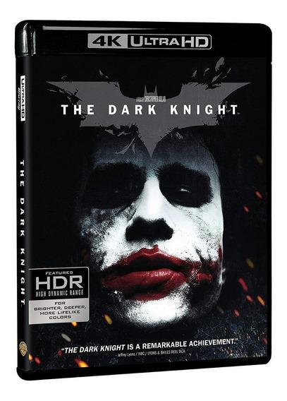 Batman The Dark Night 4k Blu Ray Ultra Hd Christopher Nolan