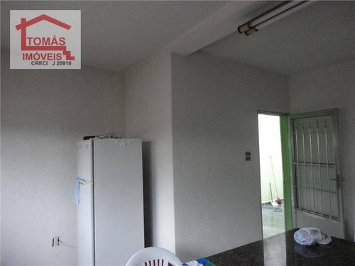 Casa Residencial À Venda, Vila Pereira Barreto, São Paulo - Ca0035. - Ca0035