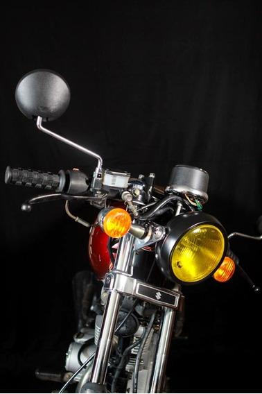 Moto Café Racer Suzuki Intruder 125cc