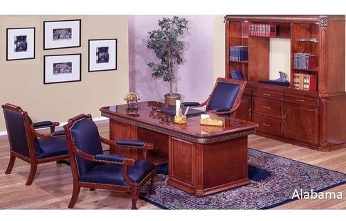 Imagen 1 de 4 de Oficina Alabama - Nogal Këssa Muebles
