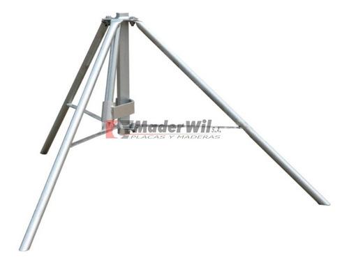 Imagen 1 de 5 de Tripode Plegable Para Puntal Metalico Telescopico Vigas H20