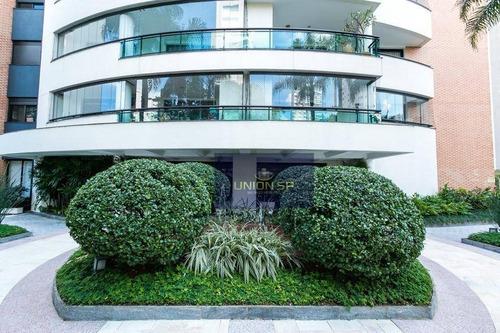 Apartamento À Venda, 177 M² Por R$ 2.301.000,00 - Pompeia - São Paulo/sp - Ap27912