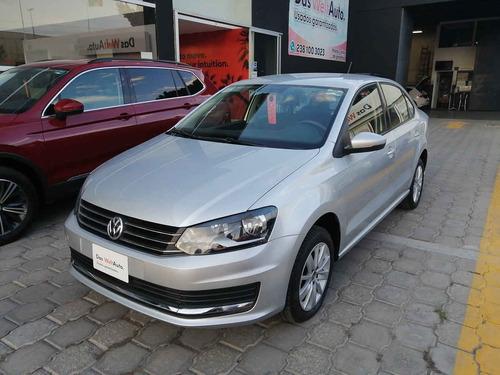 Imagen 1 de 15 de Volkswagen Vento 2021 4p Comfortline Plus L4/1.6 Man
