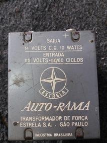 Fonte Auto-rama Estrela Original