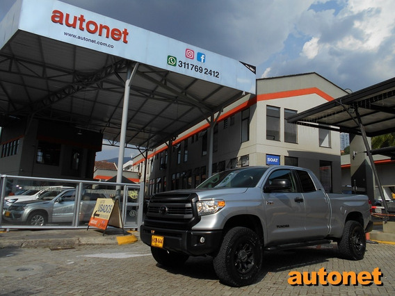 Toyota Tundra 2014 4x4 Aut