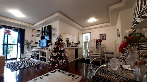 Imagem 1 de 14 de Apartamento Com 03 Dormitórios E 97 M²   Imirim , São Paulo   Sp - Ap494452v