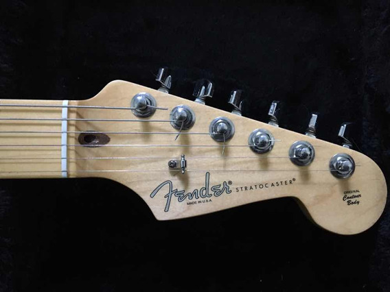 Liquido Fender Stratocaster Olympic White + Copperphone