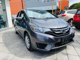 Honda Fit 1.5 Cool Mt 5 Marchas 2017