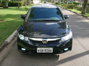 Honda Civic 1.8 Lxl Se Flex 4p 2011