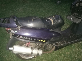 Moto Scooter Formula 2007