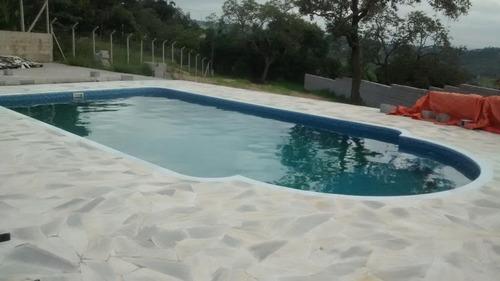 Chácara Residencial À Venda, Condomínio Cisalpina Park, Valinhos. - Ch0136