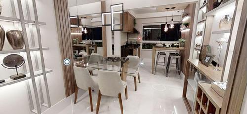 Imagem 1 de 15 de Apartamento Para Venda Em São Paulo, Jardim, 2 Dormitórios, 2 Suítes, 3 Banheiros, 2 Vagas - B1494_1-1949072