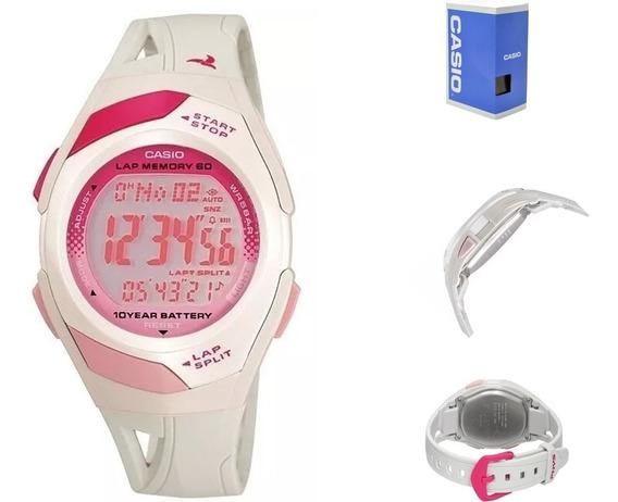Reloj Casio Digital Str300 7c Mujer Correa *watchsalas*