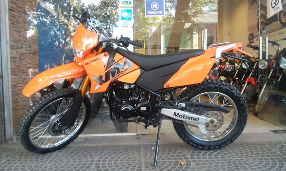 Motomel Xmm 250 Como 0 Km 123 Km Aprovecha Oportunidad Única