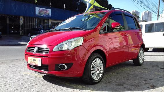 Fiat Idea 1.4 Attractive Flex Completa + Couro 2012 $ 26900
