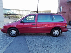 Ford Windstar Gl Plus Aa Tras. Ee Mt