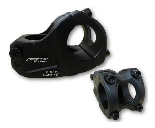 Espiga Gw Aluminio 50mm Mtb 30° 31.8 Codo Potencia Bicicleta