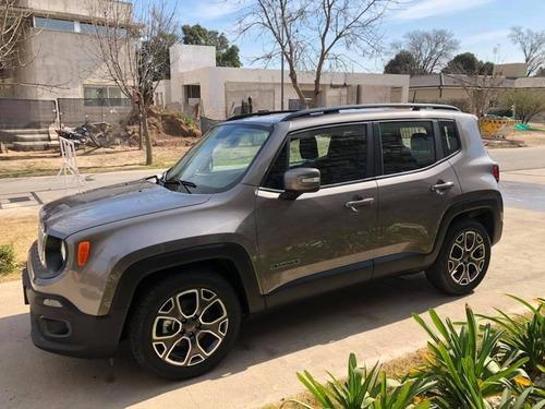 Jeep Renegade Longitude 1.8 At6 Fwd