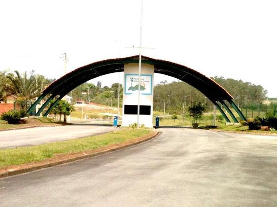 Terreno Residencial À Venda, Jardim Porangaba, Águas De São Pedro. - Te0102