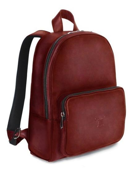 Backpack Berlin Gris Mr-bkp-berlin-rojo